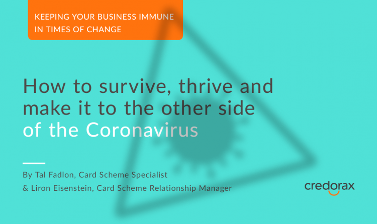 how to survive, thrive and make it to the other side of the coronavirus
