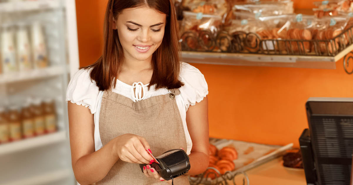 buying with card on card present payment processing